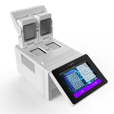 T20型雙槽梯度PCR儀