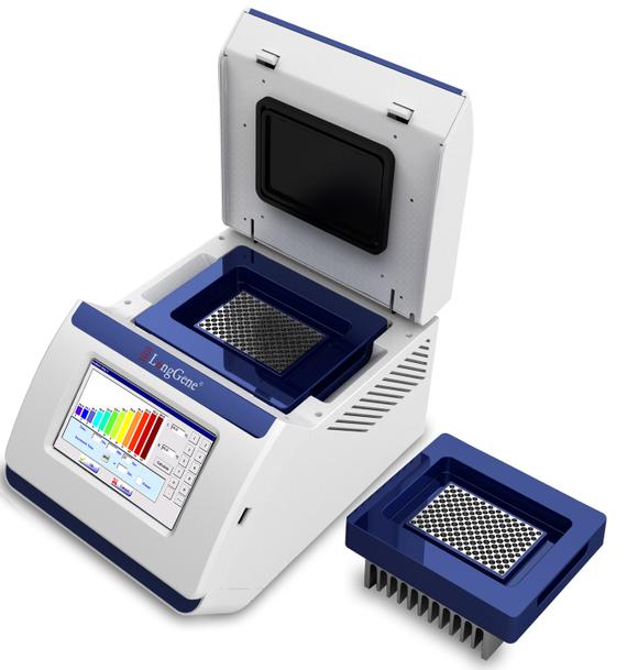 A200型全觸控屏梯度PCR儀